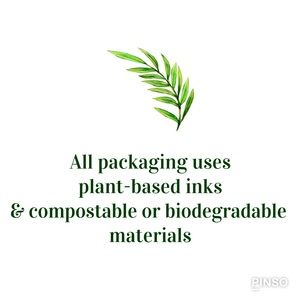 Green / low waist / eco-friendly packaging